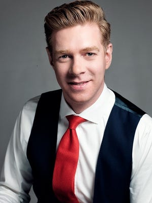 Christopher Gabbitas won two Grammy Awards with the King's Singers in England.