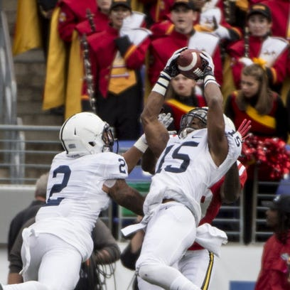 Penn State's big-play Grant Haley first learned from his parents, then from his mistakes