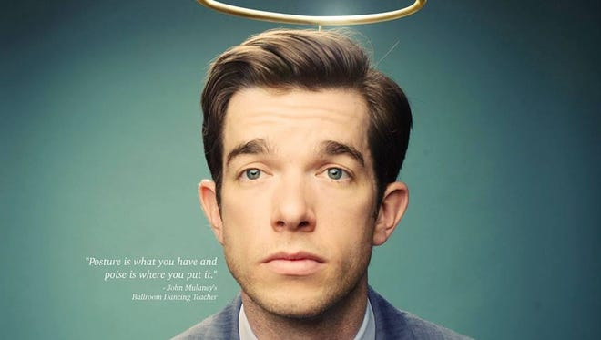 John Mulaney sold out two shows in Asheville, so he got a bigger venue.