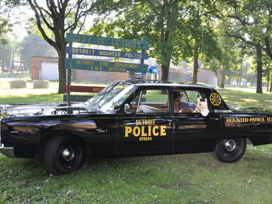 Delaware resident Denis Woltemate restored a 1967 Plymouth
