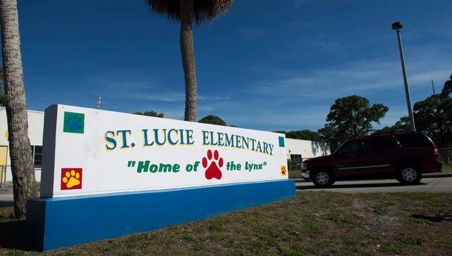 St. Lucie Elementary School