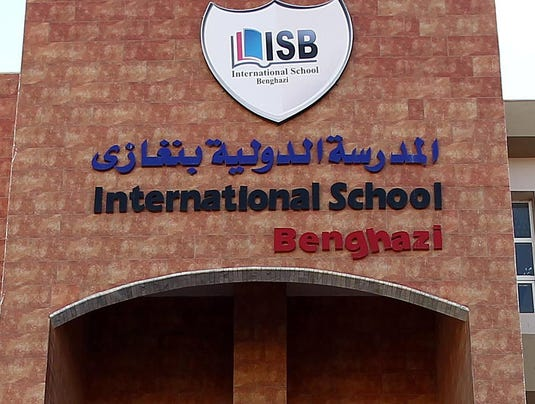 Benghazi International School