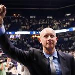 Chris Mack leaving Xavier basketball for Louisville