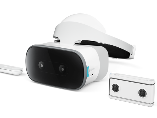 Lenovo Mirage Solo Camera has two 13MP cameras on the