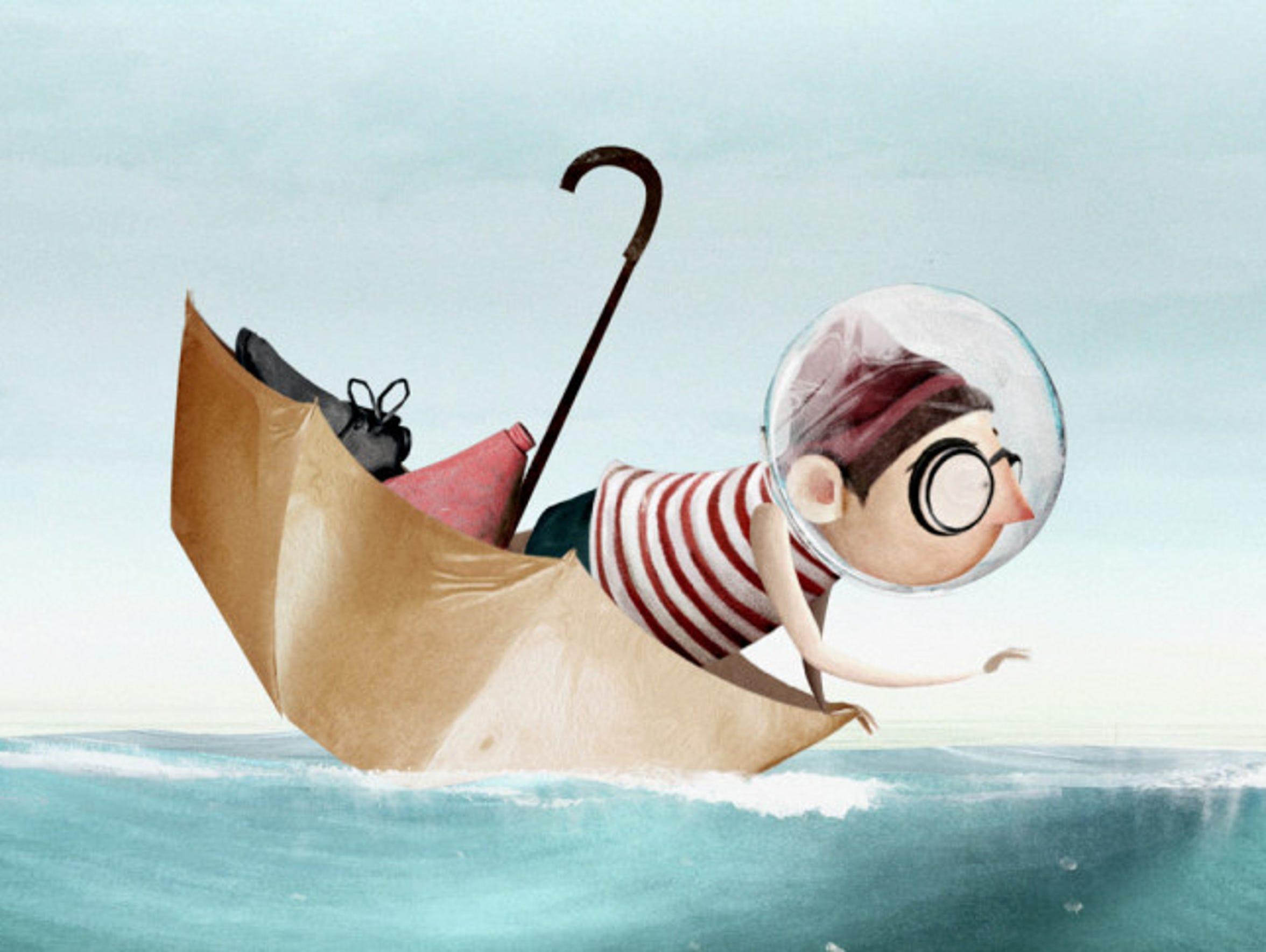 """Jonas and the Sea"""