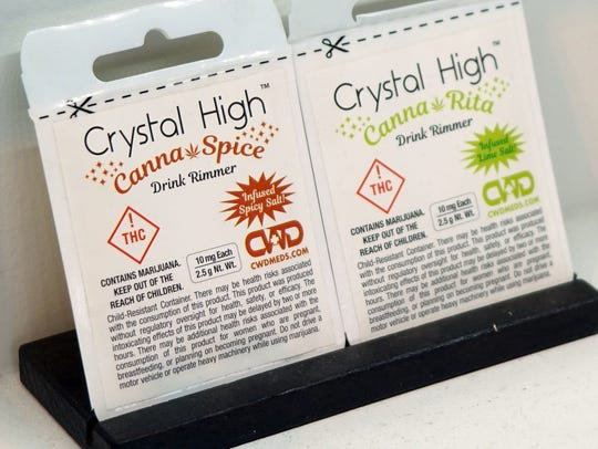 """Cannabis-infused """"rim"""" powders for margaritas offered"""