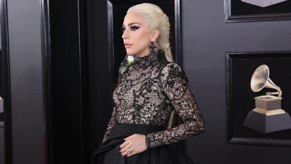 Lady Gaga, is that an engagement ring we see?