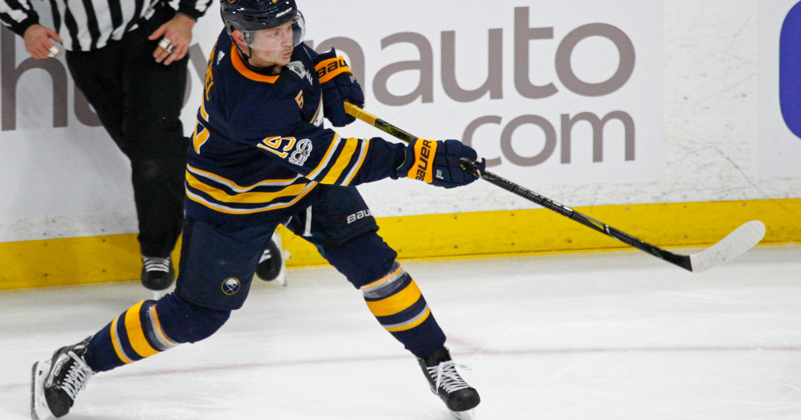 Eichel s frustrations eased after Sabres beat Capitals 8245c8d9b971