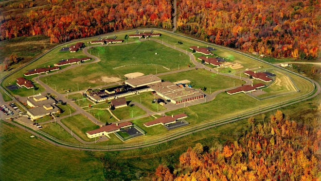 Lincoln High School for Boys in Irma, Wisconsin