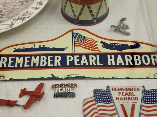 Pearl Harbor Artifacts