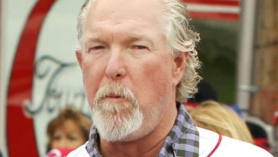 Norm Charlton, one of the 1990 World Champion Cincinnati