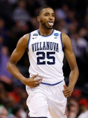 Mikal Bridges, guard/forward, Villanova.