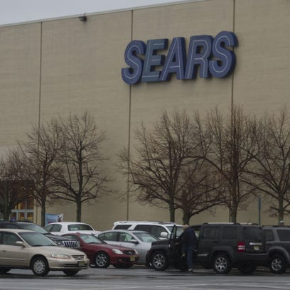 A Sears store in Ocean Township is seen in this file