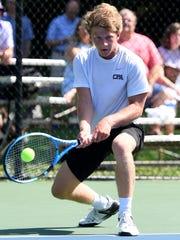 CPA freshman Nathan Irwin