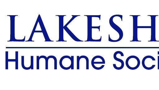 Lakeshore Humane Society's new logo.