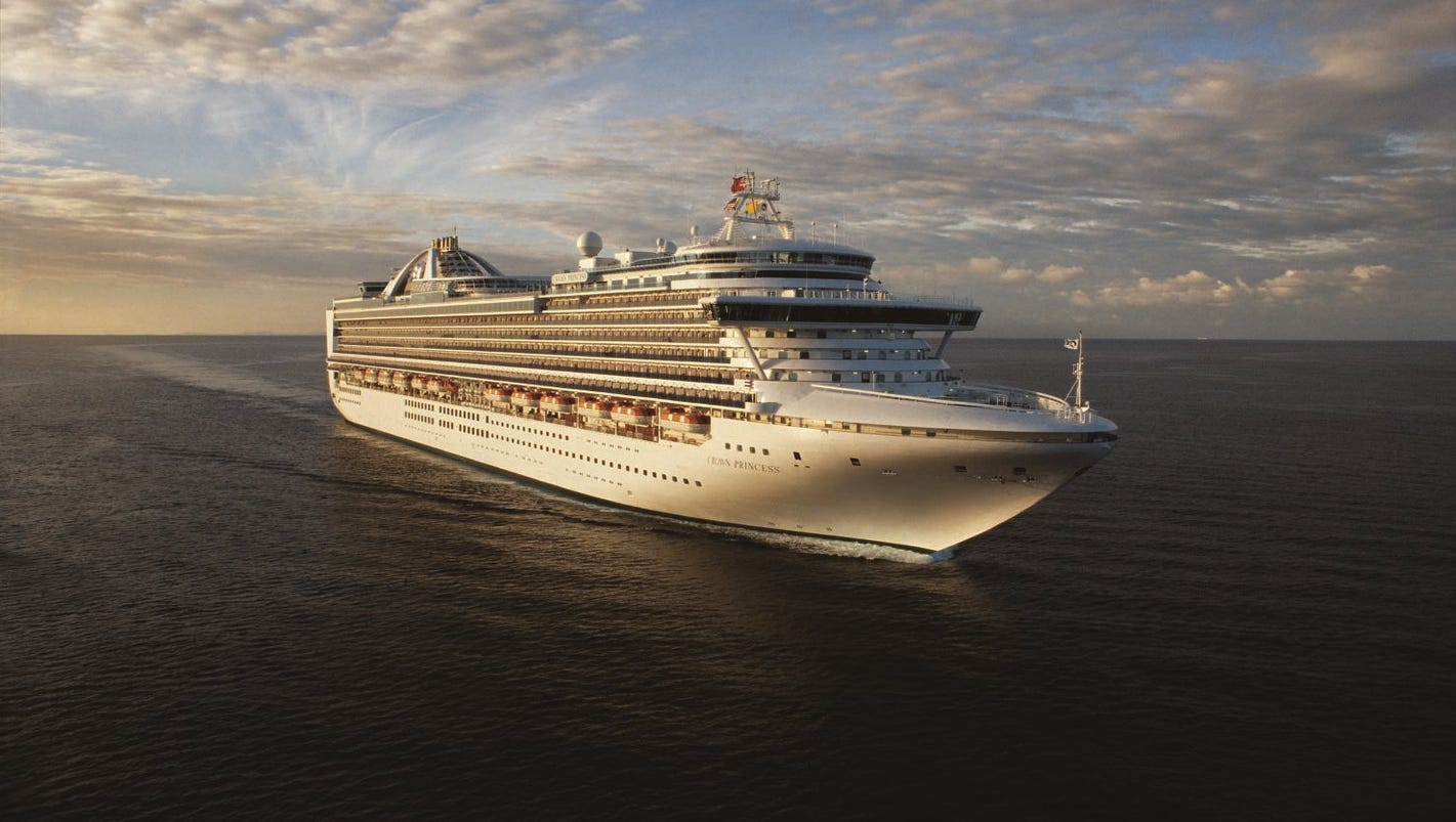 New cruise itinerary from Princess: New York to Greenland and back