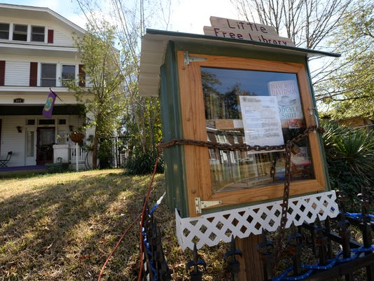 SHR Little Library 0230