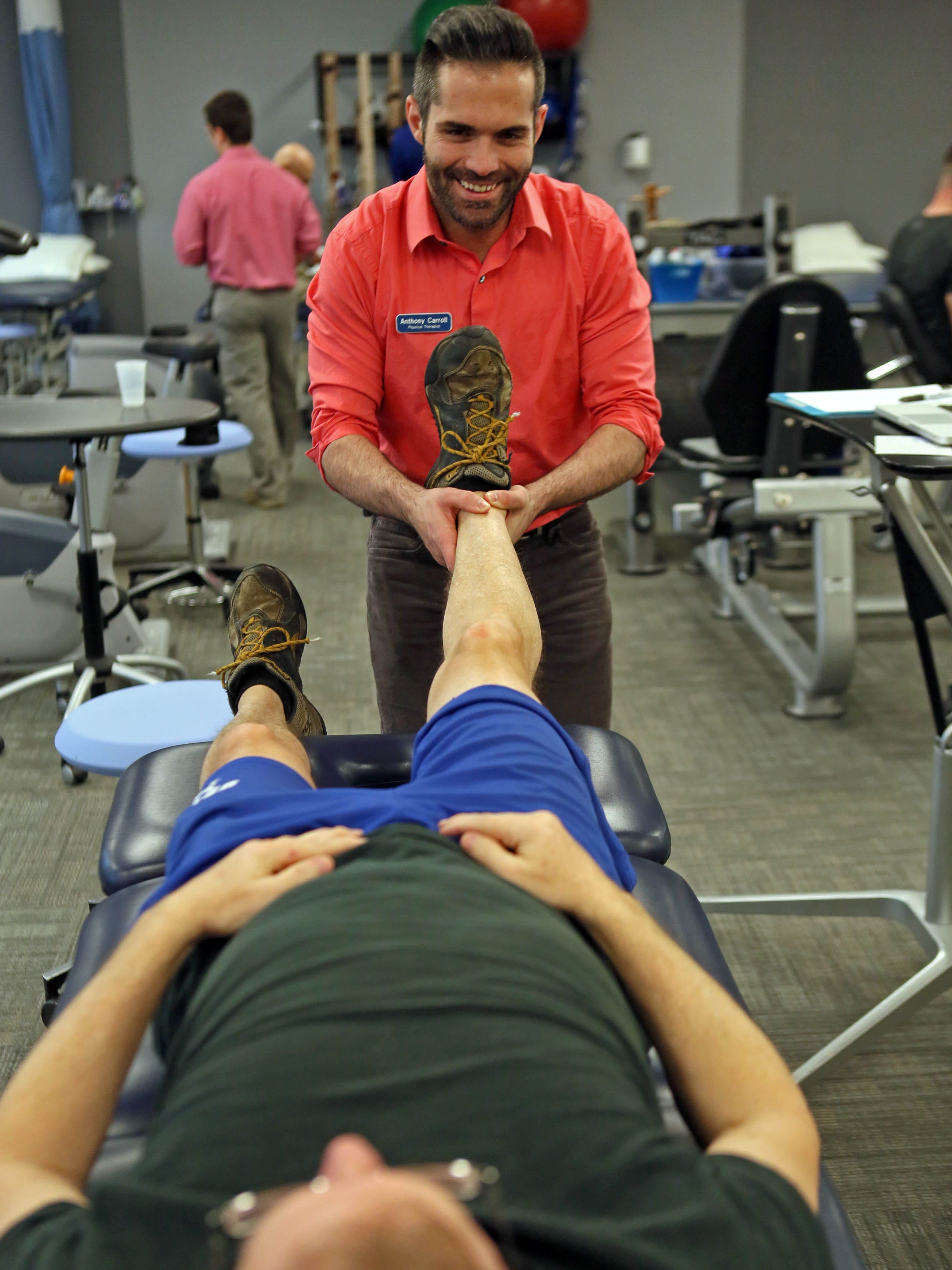University Of Delaware Ranks No 1 For Physical Therapy