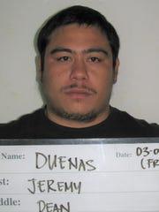 Jeremy Dean Duenas