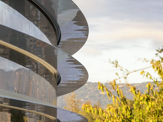 Apple is on the hunt for a second campus outside of California, where it recently built a new spaceship-designed headquarters.