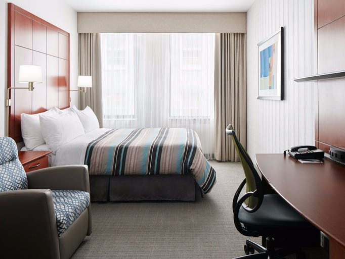 "TripAdvisor has named Chicago hotels that have ""four"