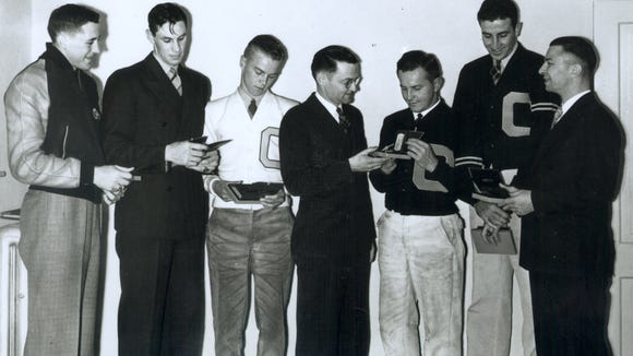 A look at the 1939 Oregon men's basketball team that won the NCAA national championship.
