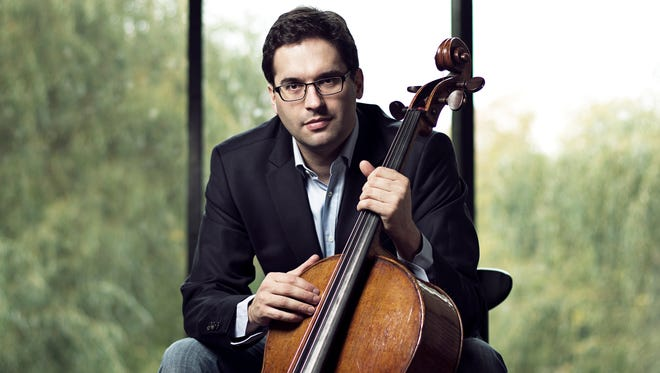 "Cellist Christian Polterra  will play the title role in Richard Strauss'  tone poem ""Don Quixote"" in  the Oregon Symphony Association in Salem's concert March 18. Thanks to a generous donation, the first 35 veterans to contact the association will receive $6 concert tickets."