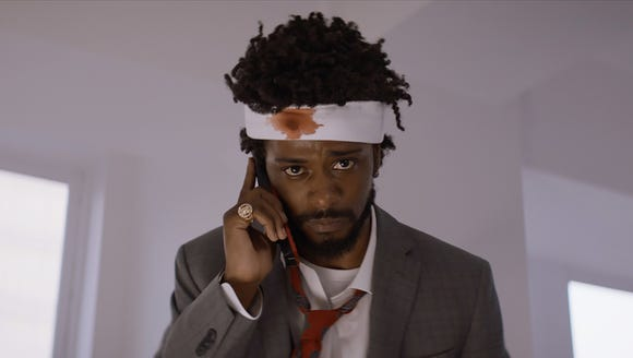 Telemarketing is a contact sport for Cassius (Lakeith