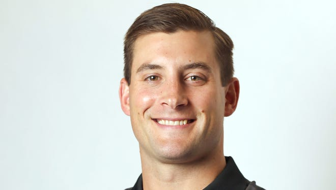 Austen Everson, Vanderbilt football director of player personnel