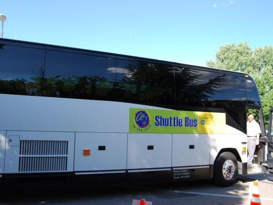 PLY shuttle sidebar