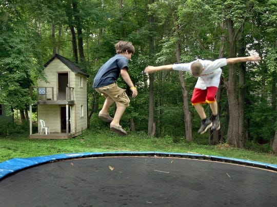 The IU study found the number of injuries from trampolines peaked in 2004 with about 110,000. Since then, it has slowly dropped to an estimated 80,000 injuries in 2011.