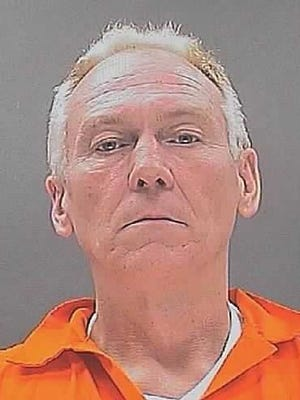 Jeffrey R. Wass of Evesham is accused of shooting a gun after police responded to his home for a well-being check.