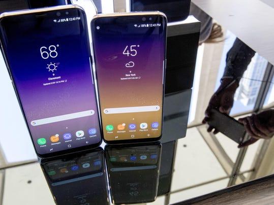 APTOPIX Samsungs Next Phone
