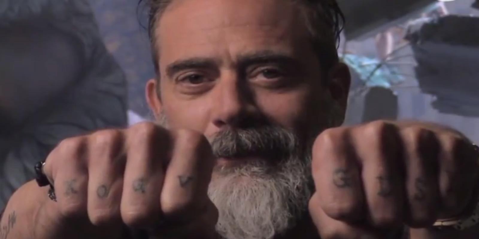 Jeffrey Dean Morgan Explains His Tattoos For Daughter George Virginia
