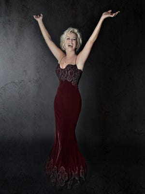 Lorrie Morgan plays Bridgetown Music Festival Friday.