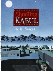 """Shooting Kabul"" is a work of fiction by Naheed Senzai,"
