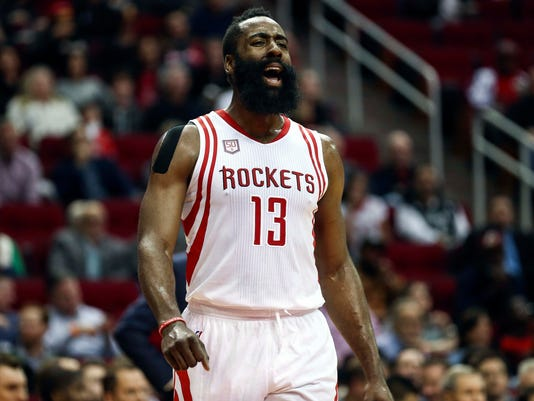 NBA: Boston Celtics at Houston Rockets