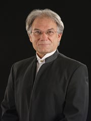Composer James DeMars is a professor in Arizona State University's School of Music.