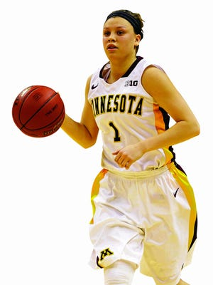 Minnesota's Rachel Banham