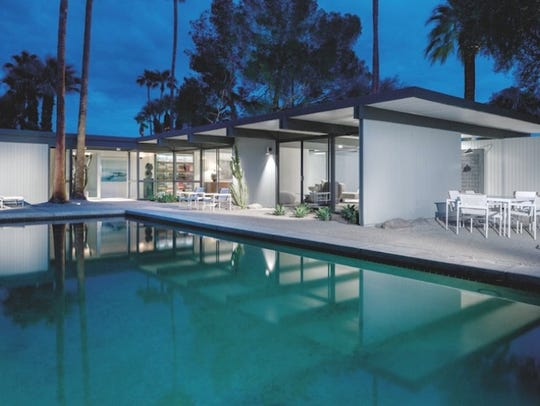 This midcentury masterpiece was designed by architect