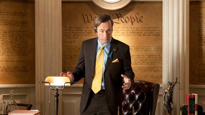 """Bob Odenkirk reprises his """"Breaking Bad"""" role of Saul Goodman in """"Better Call Saul,"""" which debuts at 9 p.m. Feb. 8 on AMC."""