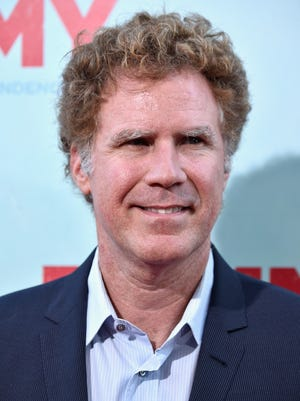 Clang the cowbell for Will Farrell. He's 47.