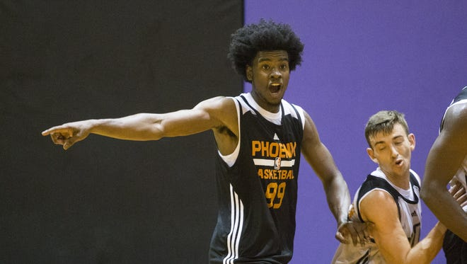 Could the Suns trade Josh Jackson, the No. 4 overall pick in the 2017 NBA draft?