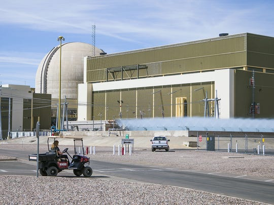The clean-energy plan from Corporation Commissioner Andy Tobin would keep the Palo Verde Nuclear Generating Station west of Phoenix in operation.