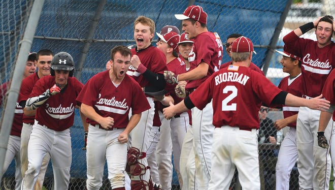 The Pompton Lakes baseball team earned the eighth seed in the North 1 Group 1 state playoffs which kicks off next week. The Cardinals are one of three Trends area teams to qualify for the postseason.