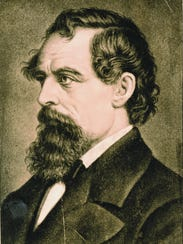 Novelist Charles Dickens died on June 9, 1870.