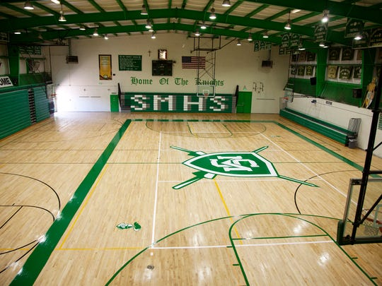Bool Gym at St. Mary's High School
