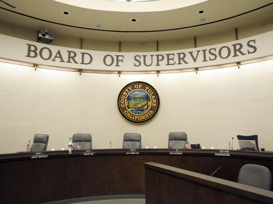 Tulare County supervisors look to cut back on current salary