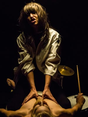 What if you feel in love with a corpse? It happens in 'The Unrepentant Necrophile' coming to the Fringe Festival.