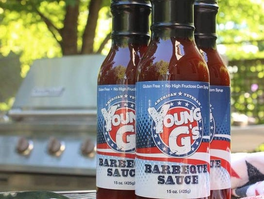 Young G's Barbecue Sauce